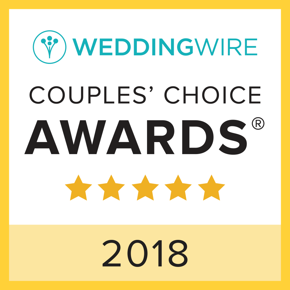 In 2018, Updo's Studio won the WeddingWire Couples' Choice Award.