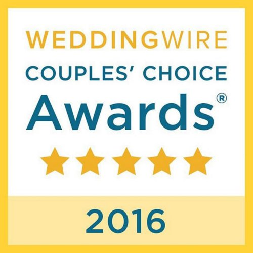 In 2016, Updo's Studio won the WeddingWire Couples' Choice Award.